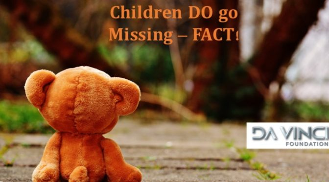 Children go missing – FACT!