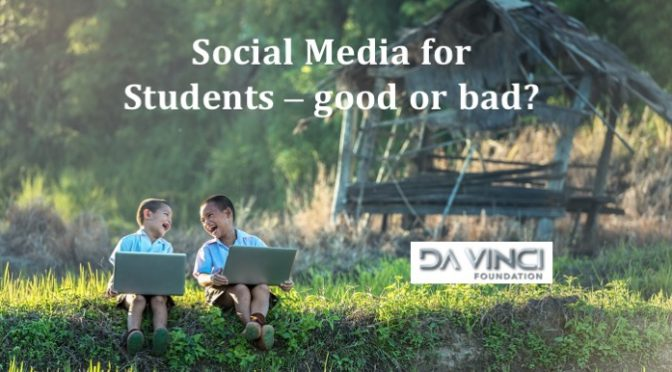 social media for students - good or bad?