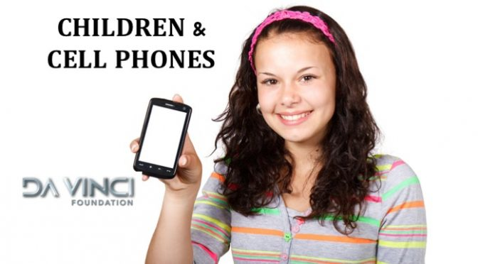 Children and Cell Phones – what is the right age?