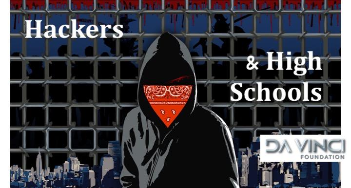 hackers high school