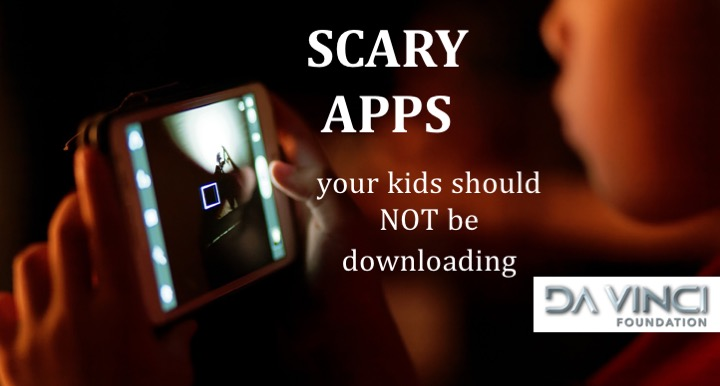 scary apps