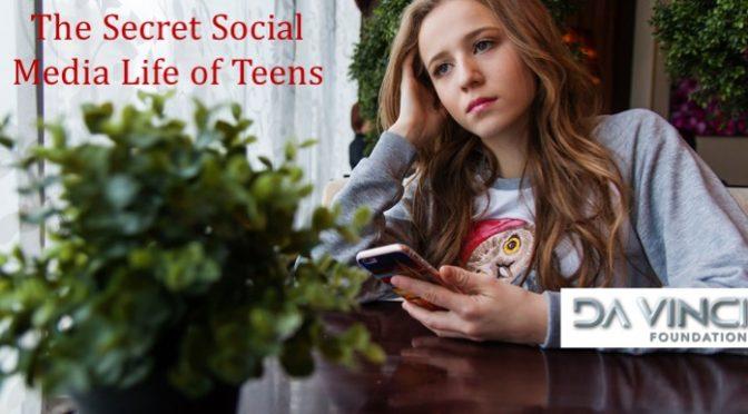 secret social media life of teens